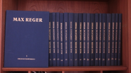 The complete works of Max Reger