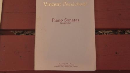 Vincent Persichetti Sonata
